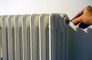 Radiator Bleeding in Dundee